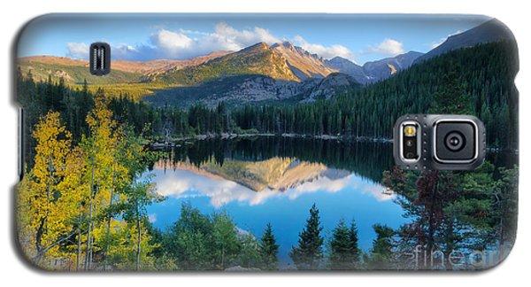 Bear Lake Reflection Galaxy S5 Case
