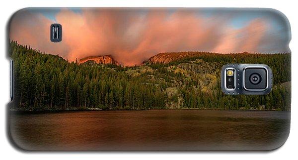 Bear Lake's Hallett Peak #1 Galaxy S5 Case