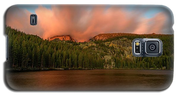 Bear Lake's Hallett Peak #1 Galaxy S5 Case