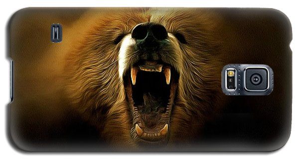 Bear Roar Galaxy S5 Case