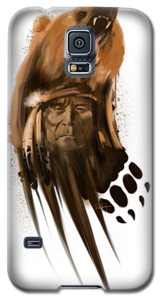 Bear Spirit  Galaxy S5 Case