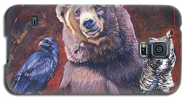Bear The Arbitrator Galaxy S5 Case