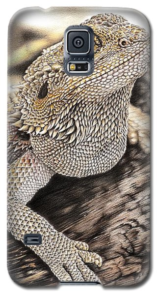 Bearded Dragon Galaxy S5 Case