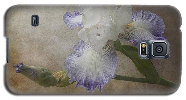 Bearded Iris Galaxy S5 Case