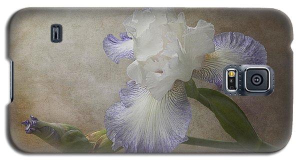 Bearded Iris 'gnuz Spread' Galaxy S5 Case