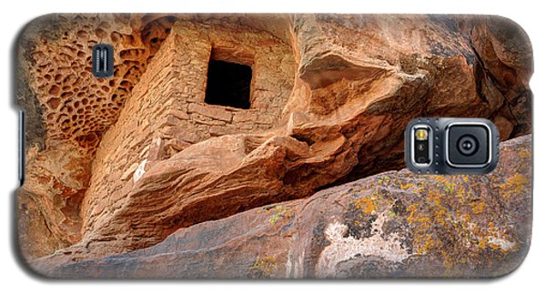 Bears Ears National Monument - Anasazi Ruin Galaxy S5 Case by Gary Whitton