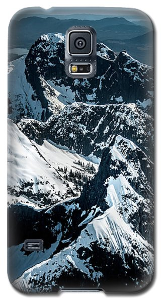 Beartooth Mountain Bc Galaxy S5 Case