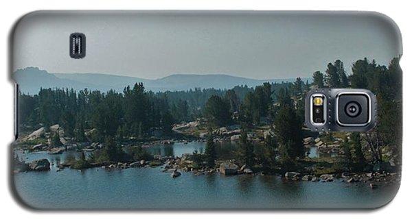 Beartooth Pond At 10,000 Feet Galaxy S5 Case