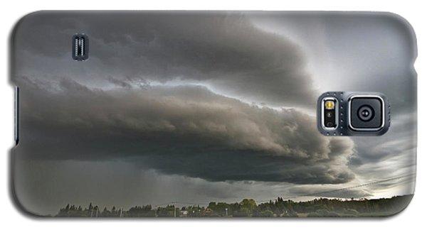 Beast Over Yorkton Galaxy S5 Case