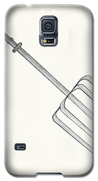Beat It Galaxy S5 Case by Jean Haynes