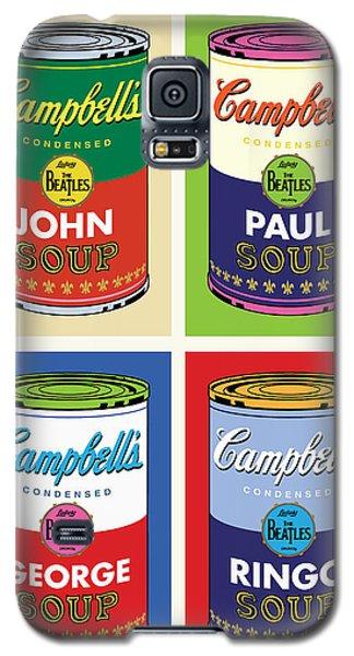 Beatles Soup Galaxy S5 Case