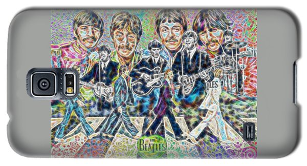 Beatles Tapestry Galaxy S5 Case