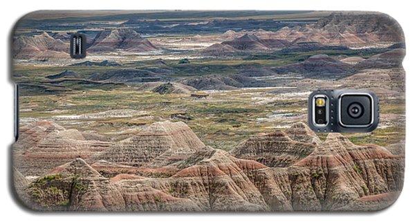 Beautiful Badlands Galaxy S5 Case