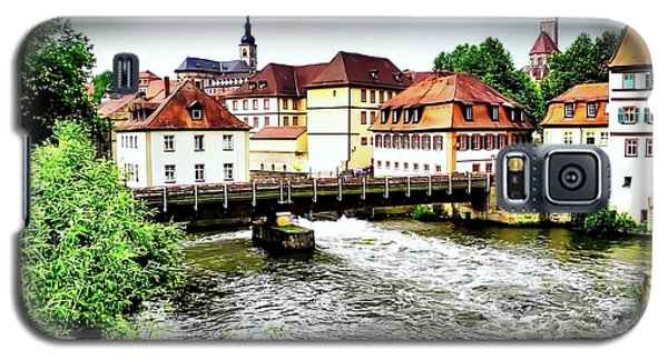 Beautiful Bamberg On The River Galaxy S5 Case by Kirsten Giving