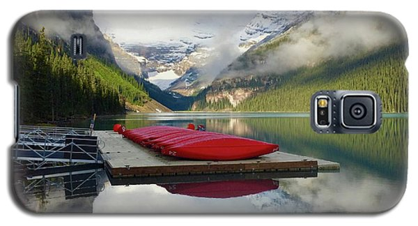 Beautiful Banff Galaxy S5 Case