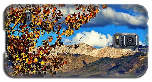 Beautiful Colorado Galaxy S5 Case