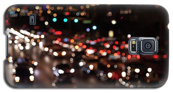 Beautiful Congestion Galaxy S5 Case