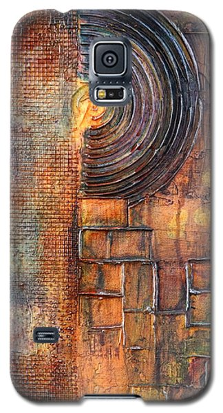 Beautiful Corrosion Galaxy S5 Case by Theresa Marie Johnson