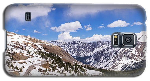Galaxy S5 Case featuring the photograph Beautiful Cottonwood Pass by Tim Reaves