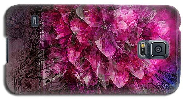 Beautiful Dahlia Galaxy S5 Case by Kari Nanstad
