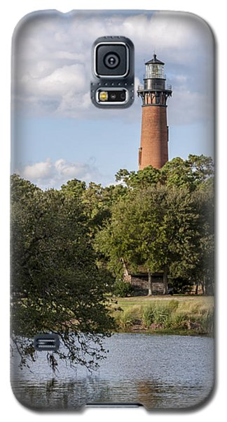 Beautiful Day At Currituck Beach Lighthouse Galaxy S5 Case