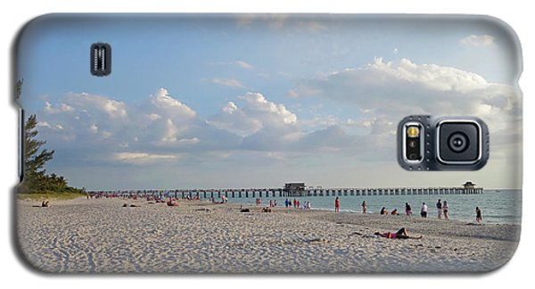 Beautiful Day On Naples Beach Naples Florida Galaxy S5 Case