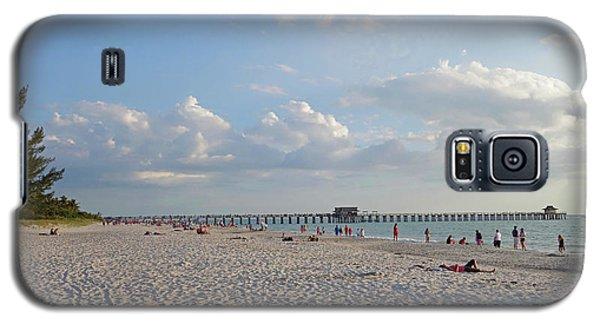 Beautiful Day On Naples Beach Naples Florida Galaxy S5 Case