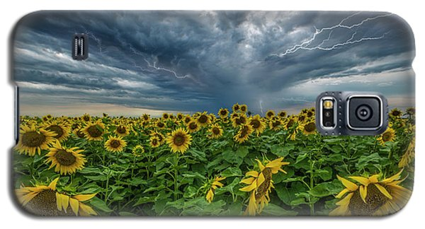 Galaxy S5 Case featuring the photograph Beautiful Disaster  by Aaron J Groen