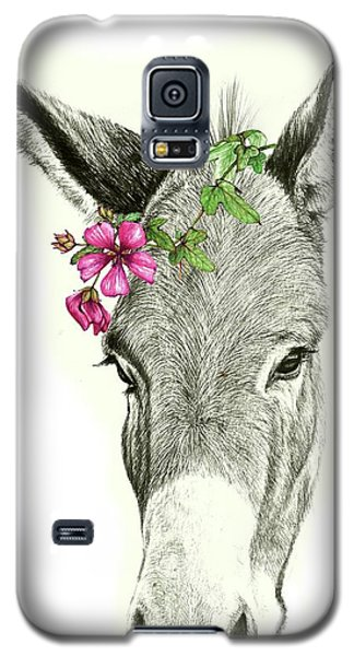 Beautiful Donkey Galaxy S5 Case