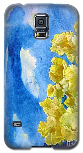 Galaxy S5 Case featuring the painting Beautiful Dreamer by Sandy McIntire