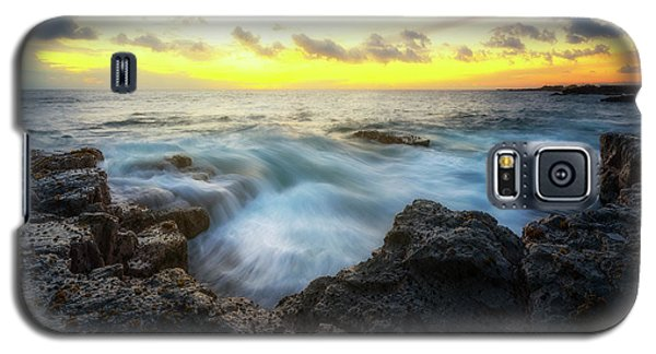 Galaxy S5 Case featuring the photograph Beautiful Ending by Ryan Manuel
