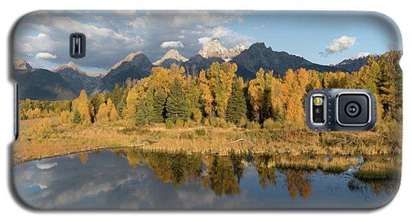 Beautiful Fall Morning Galaxy S5 Case