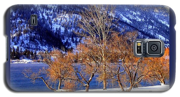 Galaxy S5 Case featuring the photograph Beautiful Kaloya Park by Will Borden