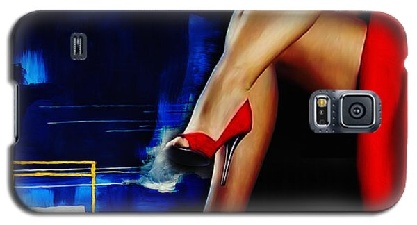 Beautiful Legs 02  Galaxy S5 Case