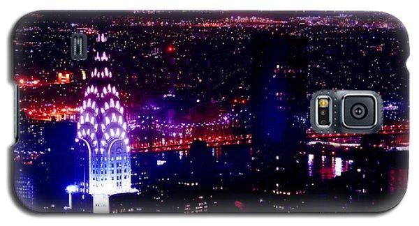 Beautiful Manhattan Skyline Galaxy S5 Case