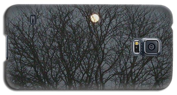 Beautiful Moon Galaxy S5 Case by Sonali Gangane