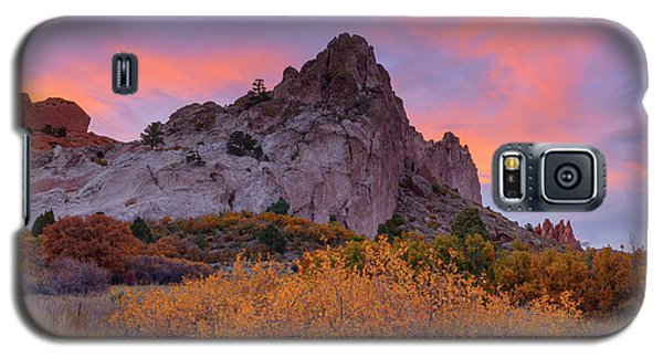 Galaxy S5 Case featuring the photograph Beautiful October by Tim Reaves