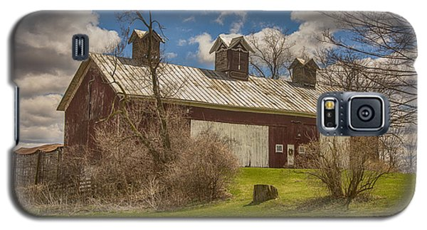 Beautiful Old Barn Galaxy S5 Case by JRP Photography
