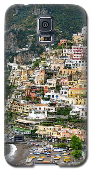 Beautiful Positano Galaxy S5 Case by Carla Parris