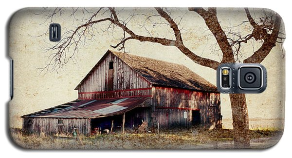 Beautiful Red Barn-near Ogden Galaxy S5 Case