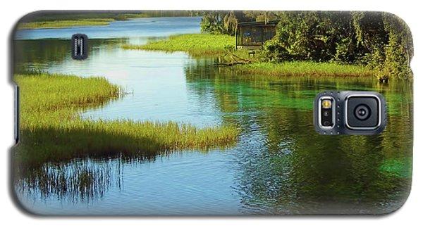 Beautiful River Galaxy S5 Case