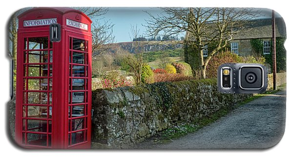 Galaxy S5 Case featuring the photograph Beautiful Rural Scotland by Jeremy Lavender Photography