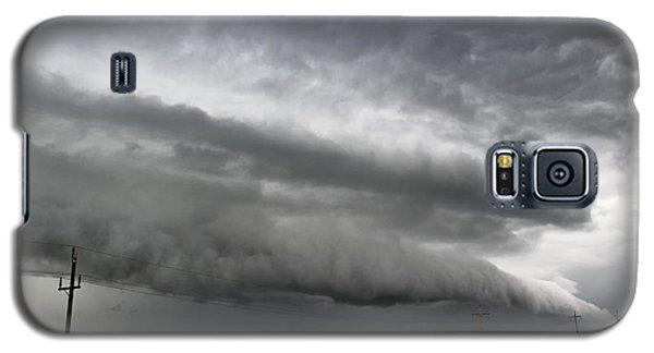 Beautiful Shelf Cloud Galaxy S5 Case