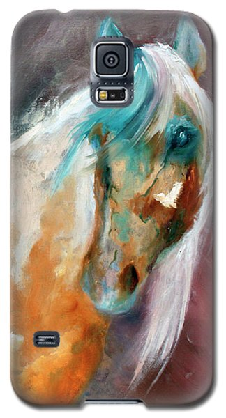 Beautiful Spirit Galaxy S5 Case by Barbie Batson