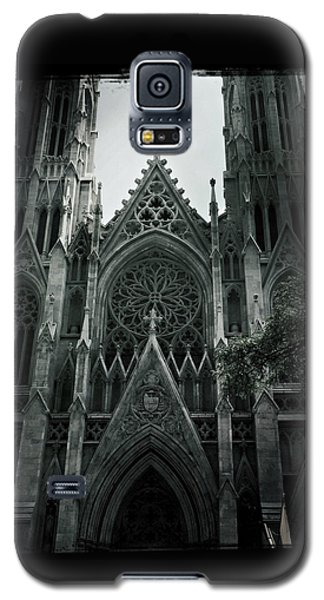 Beautiful St Patricks Cathedral Galaxy S5 Case by Miriam Danar