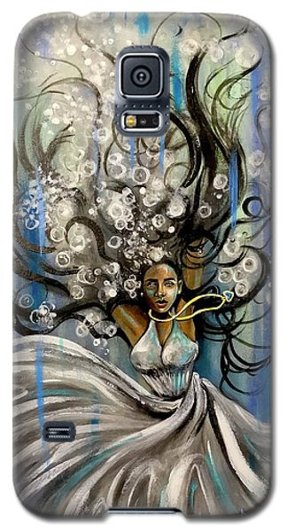 Galaxy S5 Case - Beautiful Struggle by Artist RiA