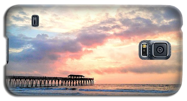 Beautiful Sunrise In Myrtle Beach South Carolina Usa Galaxy S5 Case