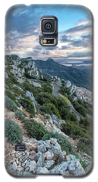 Beautiful View Of Baunei Galaxy S5 Case