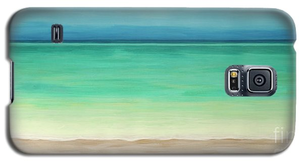 Beautiful Waters Galaxy S5 Case