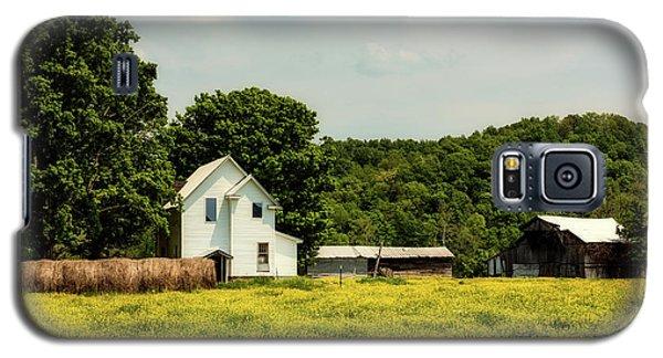 Beautiful West Virginia Galaxy S5 Case by L O C